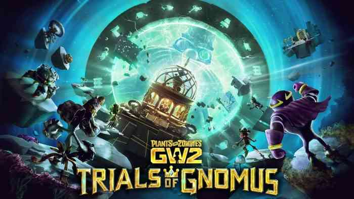 Plants Vs Zombies Garden Warfare 2 Gets New Free Content Called Trials Of Gnomus