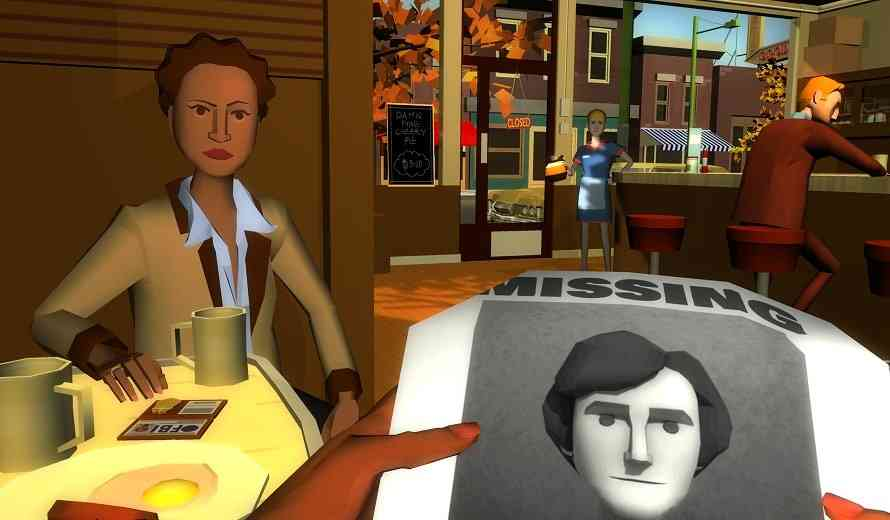X-Files and Twin Peaks Inspired Game Virginia Arrives for Xbox One, PS4 and PC