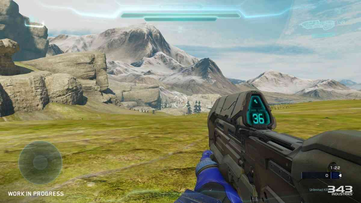 Halo 5 Forge Will Get A Custom Game Browser On Pc And