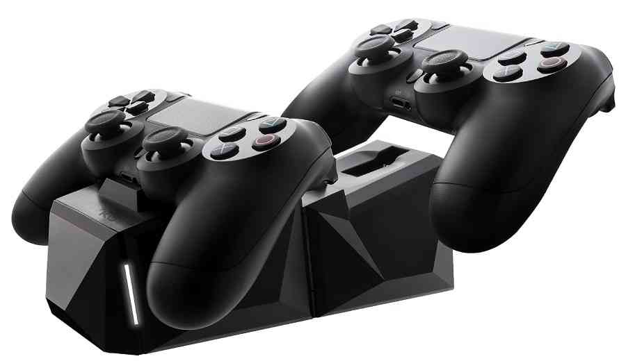 Nyko's Xbox One and PS4 Charge Block Looks Sharp and Affordably Priced