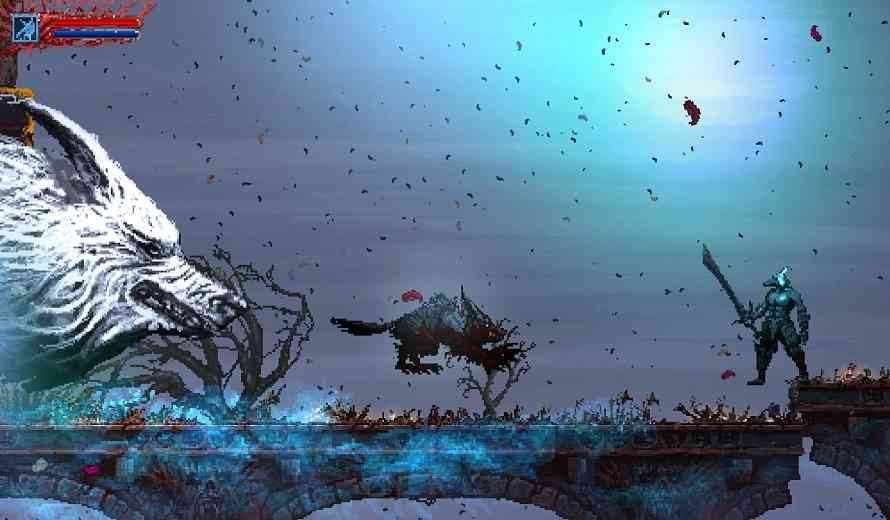 """Brutal & Gory Castlevania-Like Game """"Slain: Back from Hell"""" Hits PS4 Today"""