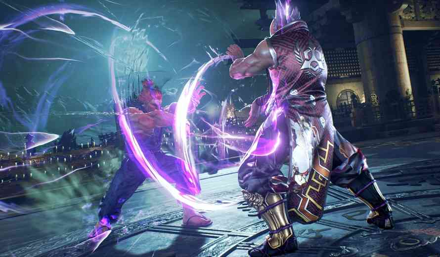 Tekken 7's Story Mode Features Third-Person Shooting