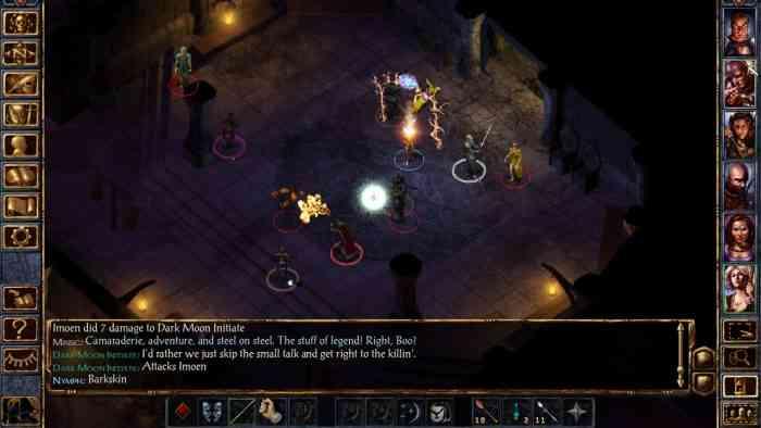 Classic RPGs Baldurs Gate BioWare games