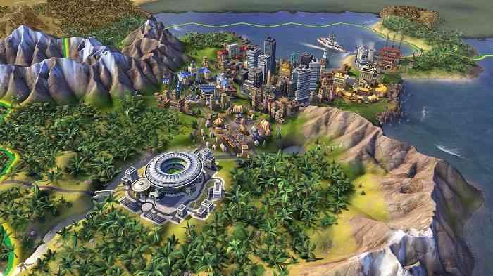 Civilization VI Screen 01