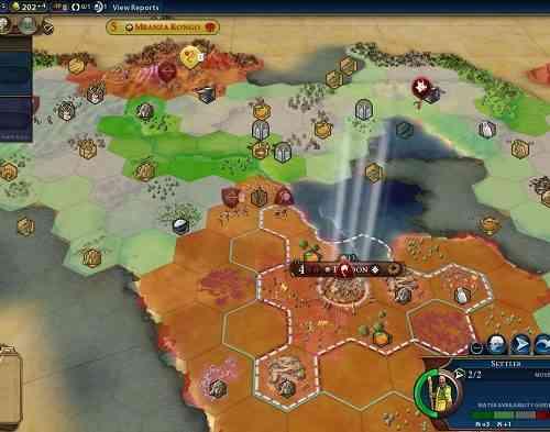 Civilization VI Screen 02