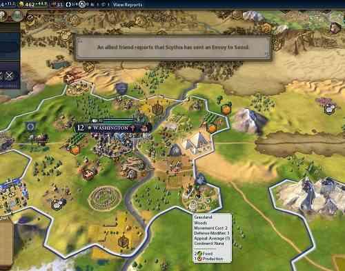 New Civilization VI Screen 03