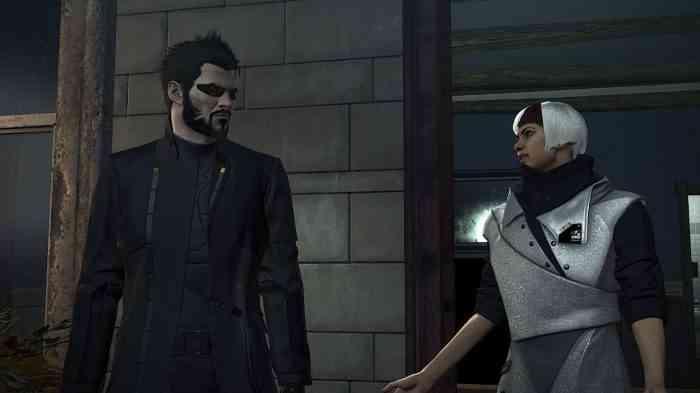 Deus Ex Mankind Divided System Rift Top Screen