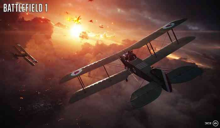 Battlefield 1 Now Exceeds 21 Million Players Worldwide