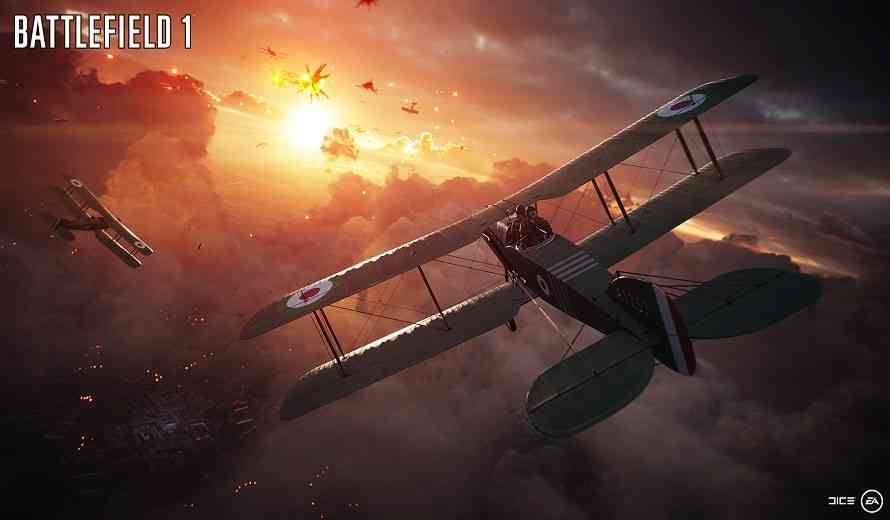Spring Update for Battlefield 1 Adds Awesome New Content