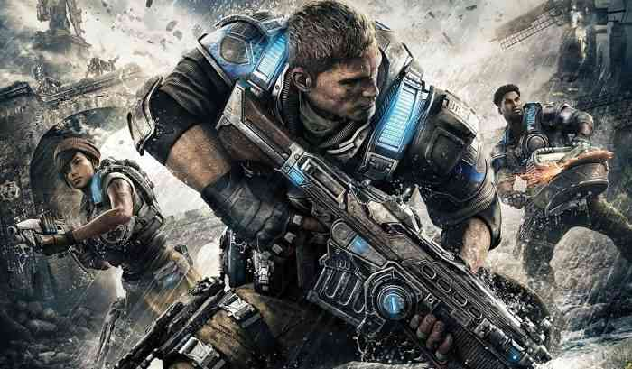 xbox one deals Gears of War 4 April Update