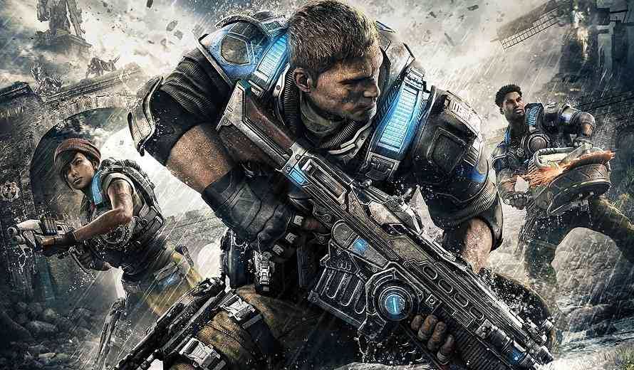 Gears of War 5 Multiplayer Test is Now Available for Download