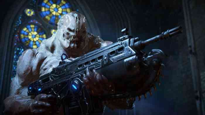 The Coalition Confirms Gears Tactics for Xbox One