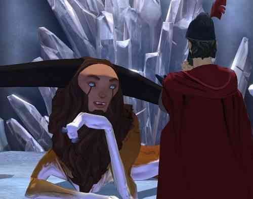 King's Quest – Chapter 4: Snow Place Like Home