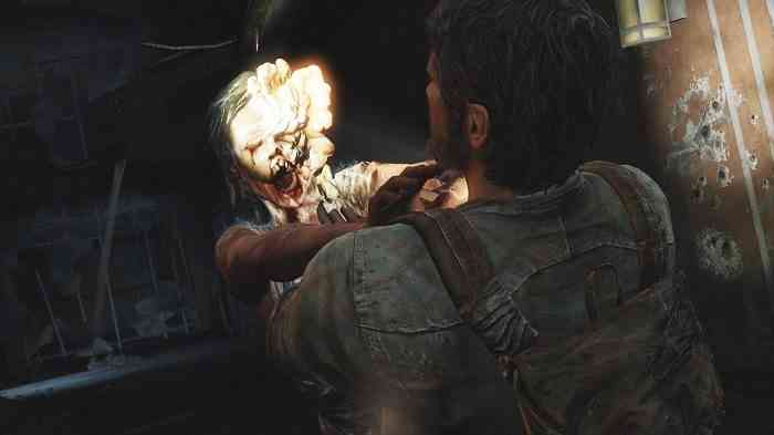 The Last of Us Remastered Horror Games