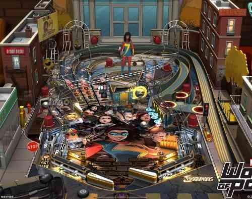 Zen Pinball: Marvel's Women of Power