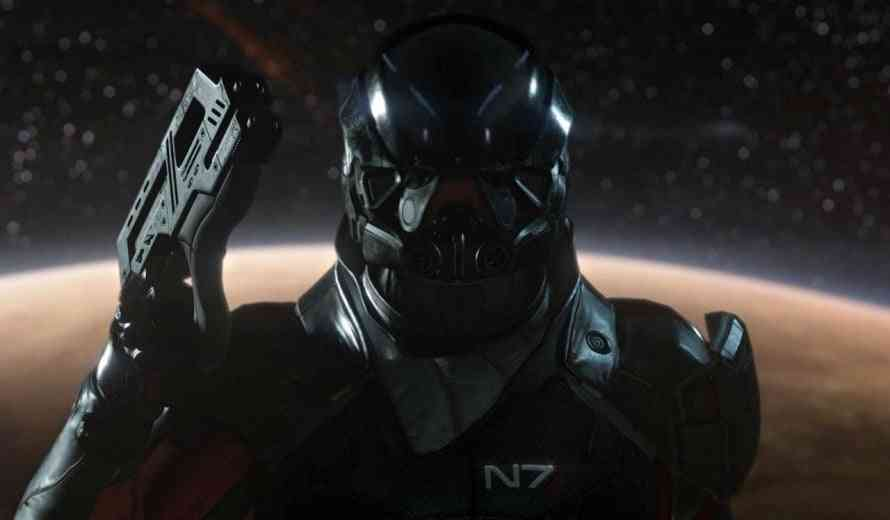 Mass Effect Andromeda Tops the UK Sales Charts Second Time in a Row