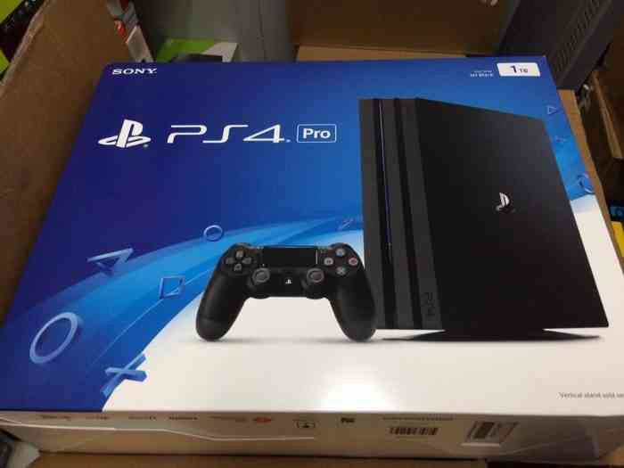 PS4 Pro Suffers Widespread TV Connection Failures and No One Wants