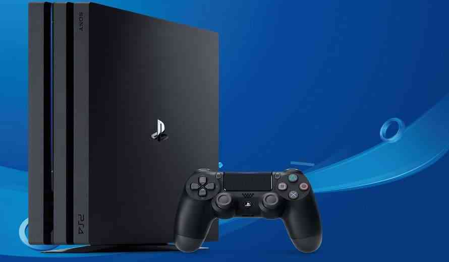 PlayStation 4 cover image