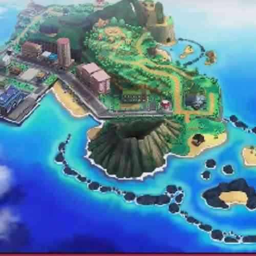 Pokemon Sun Feature