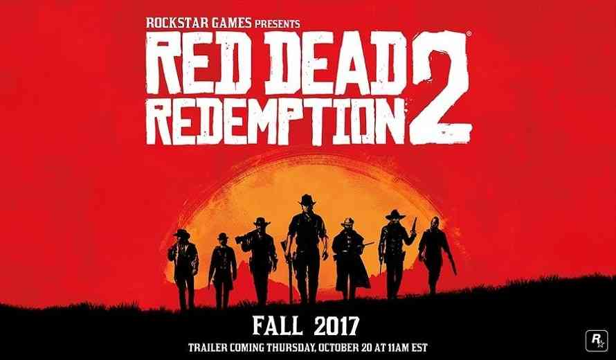 Red Dead Redemption 2 Could be Getting a Live-Action Trailer