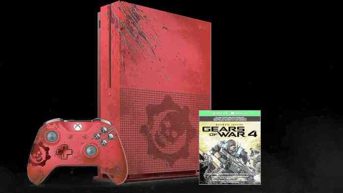 Unboxing The Xbox One S Gears of War 4 Limited Edtion 2TB Bundle