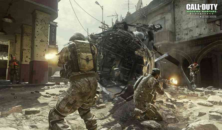 Modern Warfare Remastered Listed as a Standalone Game on Gamefly