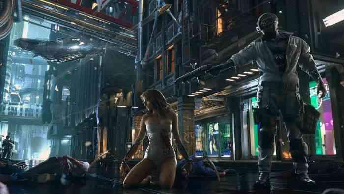 Cyberpunk 2077 Top