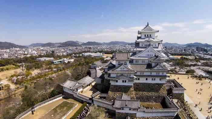 Forza Horizon Himej Castle Japan