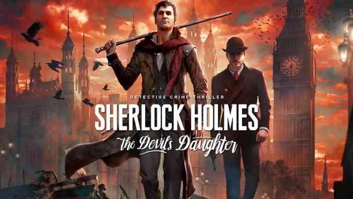 Sherlock Holmes Devil Daughter