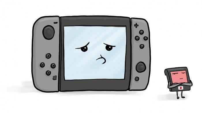 Nintendo Switch Region Lock