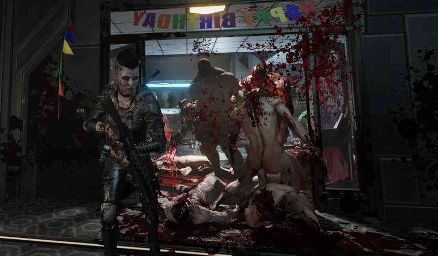Insanely gory killing floor 2 arrives on ps4 ps4 pro and pc for Killing floor xbox one