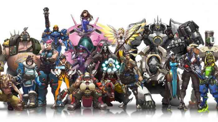 Overwatch Characters overwatch community next overwatch event Overwatch Hero Gallery Speedrun