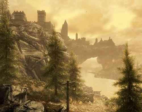 Skyrim Special Edition Screen 01
