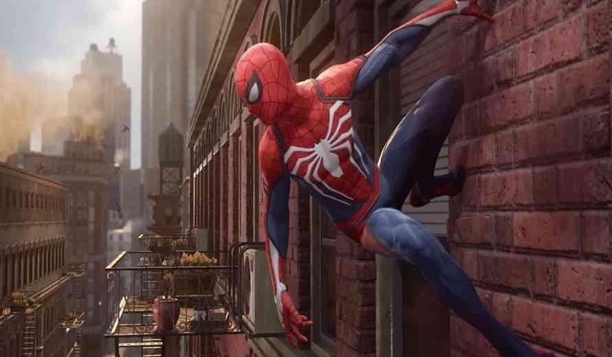 New Details Revealed for Spider-Man PS4, Web-Slinging in