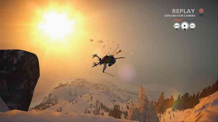 Steep Beta Top Screen