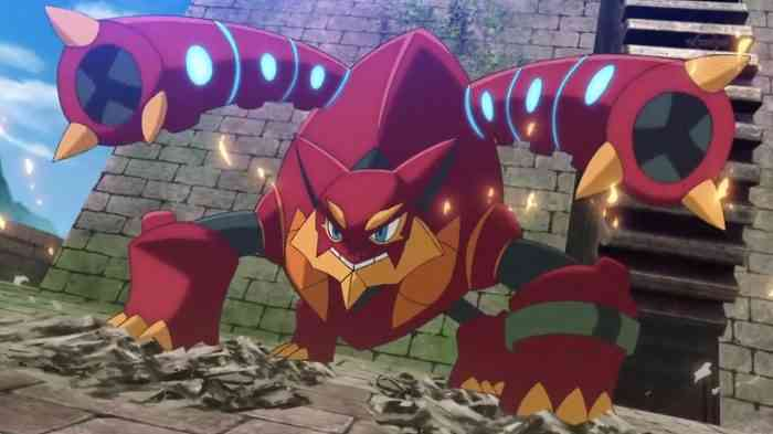 Volcanion Pokemon Sun and Moon editorial