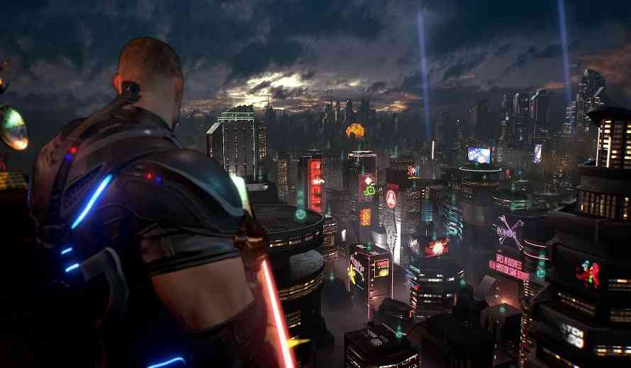 "Crackdown 3 Will Be A ""Truly Massive Destructible World"" Unlike You Have Ever Seen on Xbox One"