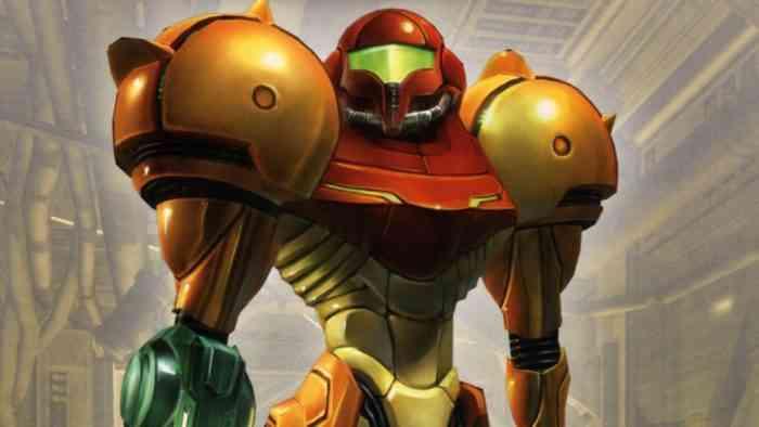 Metroid Prime retro studios