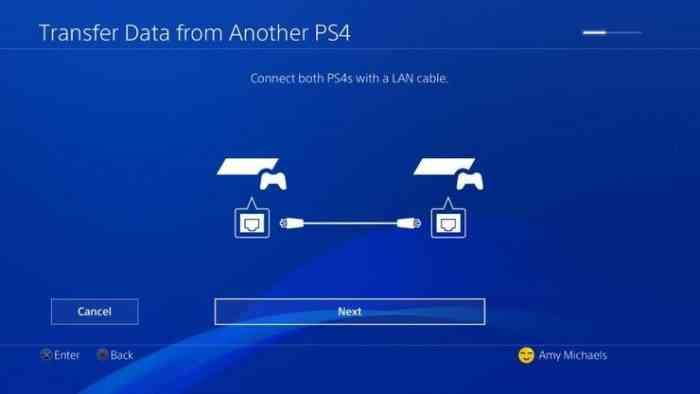 How to Transfer Data From PS4 to Your Shiny New PS4 Pro