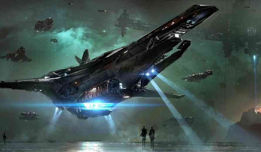 Star Citizen Continues to Blow No Man's Sky out of the Water With New Trailer