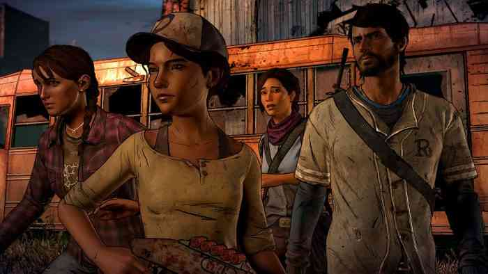 The Walking Dead: A New Frontier Gets Episode 3, Physical Release Windows