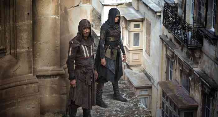 Assassin's Creed Movie Screen 02