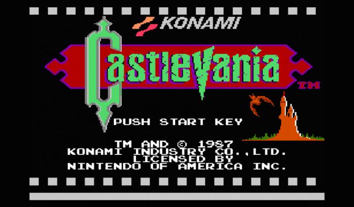 Castlevania Remake Receives Decease and Desist