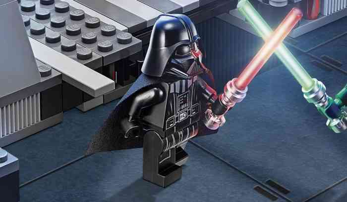 Darth Vader Lego featured