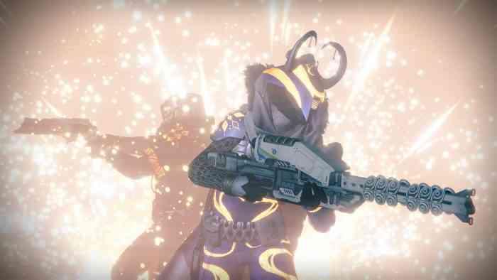 Destiny Winter Event Is Now Live