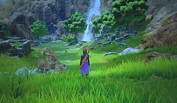 Dragon Quest XI demo