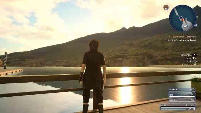 Final Fantasy XV image 1