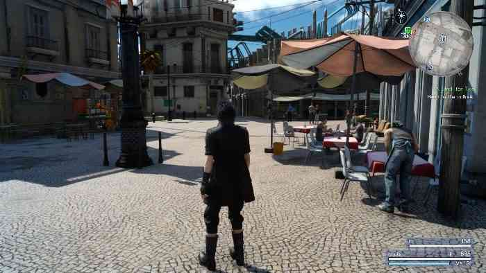 Final Fantasy XV Screen 5