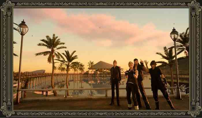 Final Fantasy XV Holiday Pack Featured