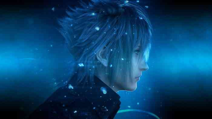 Final Fantasy XV (FFXV) hero